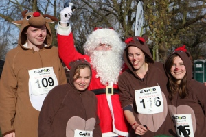 CAFOD Nativity run