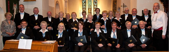 The Hertfordshire Constabulary Choir
