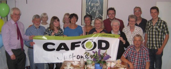 Why not join our team of CAFOD volunteers across the Westminster Diocese