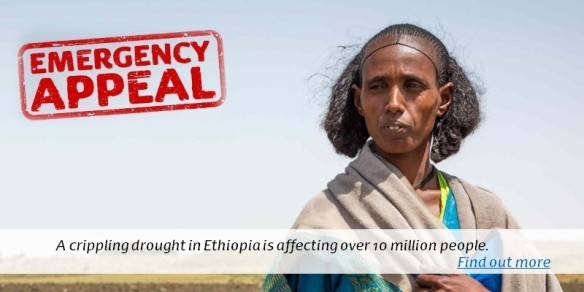 Emergency Appeal Header