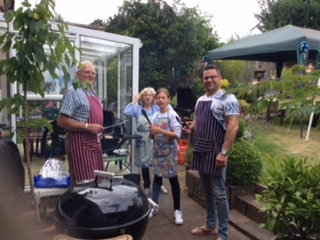 Holy Family Group BBQ CAFOD