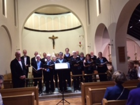 Herts Constabulary Choir Concert fundraising for CAFOD