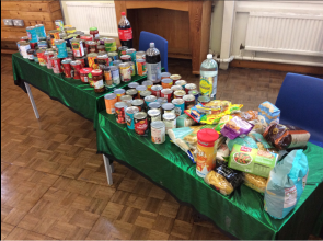 CAFOD Brighten Up Harvest Fast Day success at St Anne's Catholic Primary School, Whitechapel