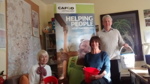 CAFOD Westminster Fundraising St Gilda's Harvest Fast Day