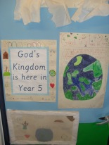 Year 5's winning door to the 'Kingdom of God'