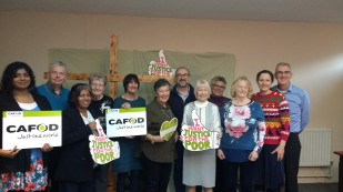 CAFOD Westminster OfficeTeam